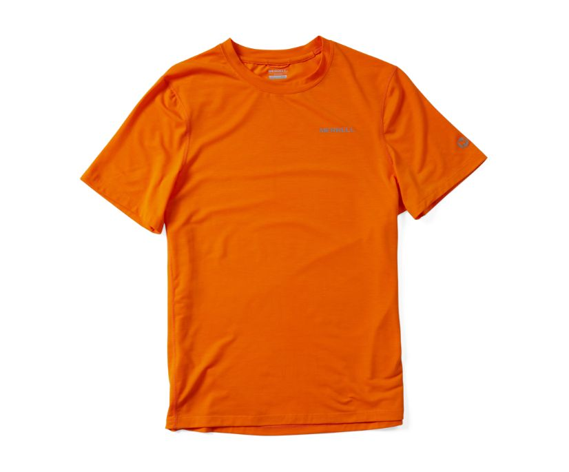 Tencel Short Sleeve Tee, Exuberance, dynamic