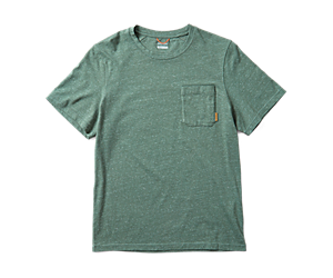 Trailhead Short Sleeve Tee, Laurel Heather, dynamic