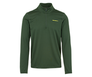 BetaTherm 1/4 Zip, Forest, dynamic