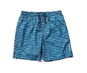 Dynamo Short, Poseidon Matchstick Print, dynamic