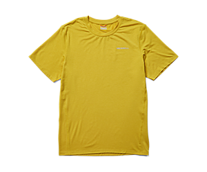 Tencel™ Short Sleeve Tee, Larch, dynamic