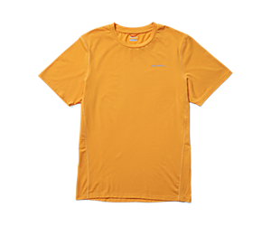 Tencel™ Short Sleeve Tee, Old Gold, dynamic