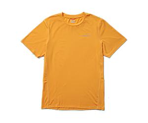 Tencel™ Short Sleeve Tee, Old Gold, dynamic