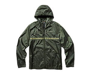 Terrain Colorblock Wind Shell, Kombu, dynamic