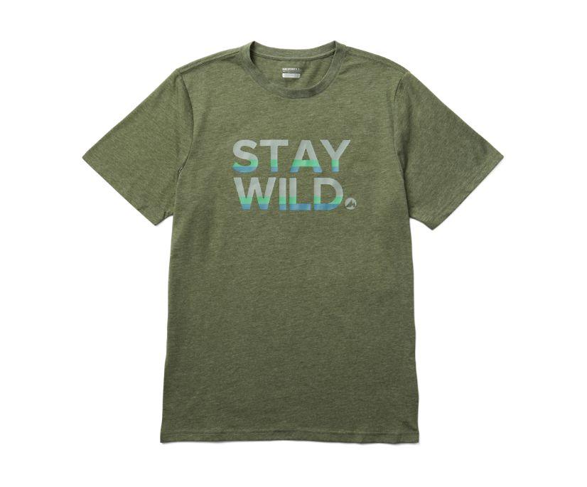 Earth Day Tee, Stay Wild, dynamic