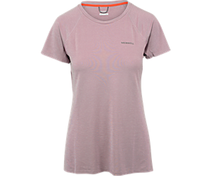 TrekPro Tee, Very Grape, dynamic