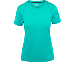 Tencel® Short Sleeve Tee with drirelease® Fabric, Ceramic, dynamic