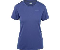 Tencel® Short Sleeve Tee with drirelease® Fabric, Twilight Purple, dynamic