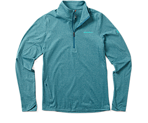 BetaTherm 1/4 Zip Mid-Layer Fleece, Dragonfly, dynamic