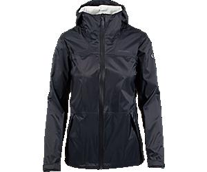 Fallon 4.0 Rain Jacket, Black, dynamic