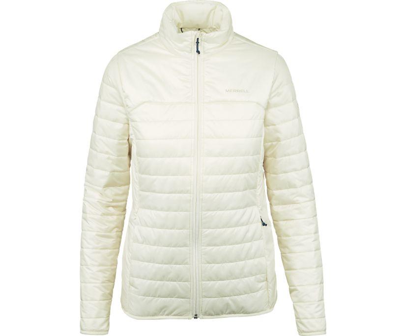 Entrada Insulated Jacket, Whisper White, dynamic