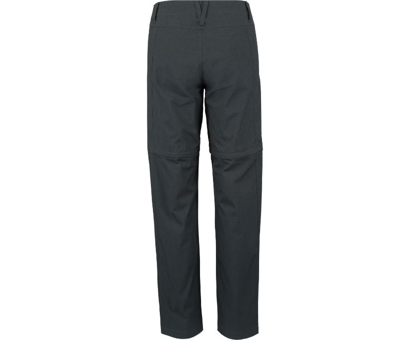 Hayduke Convertible Pant, Asphalt/Whisper White, dynamic