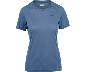 Entrada II Short Sleeve Tech Tee, Velvet Morning, dynamic
