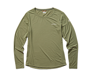 Tencel Long Sleeve Tee, Lichen, dynamic