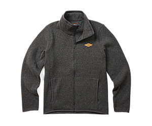 Sweater Weather Full Zip, Asphalt Heather, dynamic