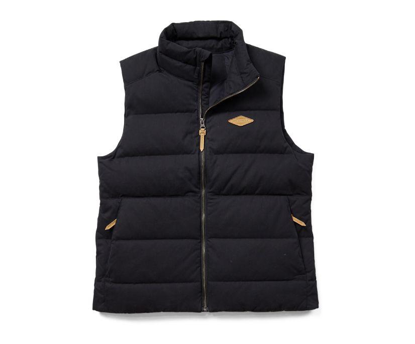 Terrain Cotton Vest, Black, dynamic