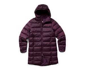 Terrain Glacial Parka, Blackberry, dynamic