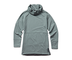 Timber Pullover Tunic, Trooper Heather, dynamic