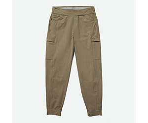 Wayfinder Relaxed Jogger, Falcon, dynamic