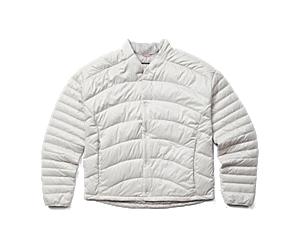Ridgevent Thermo Swing Jacket, Moonbeam, dynamic