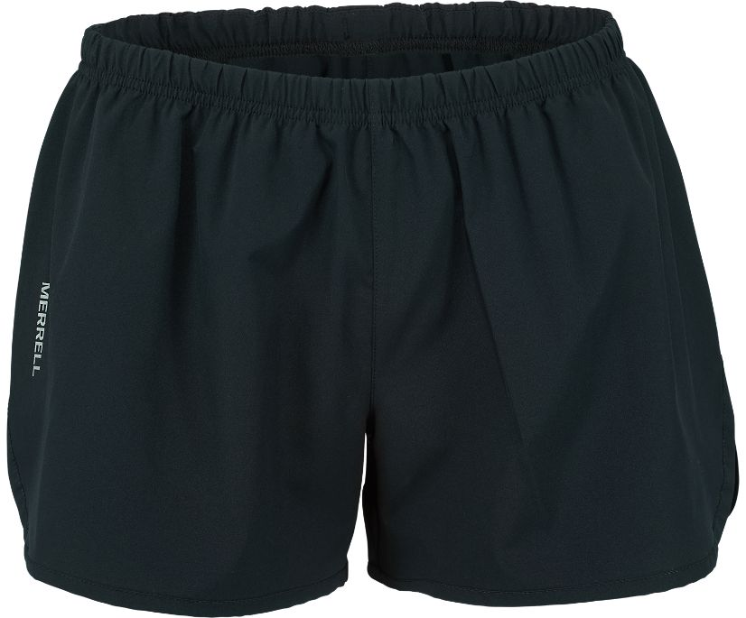 Entrada Run Short, Black, dynamic