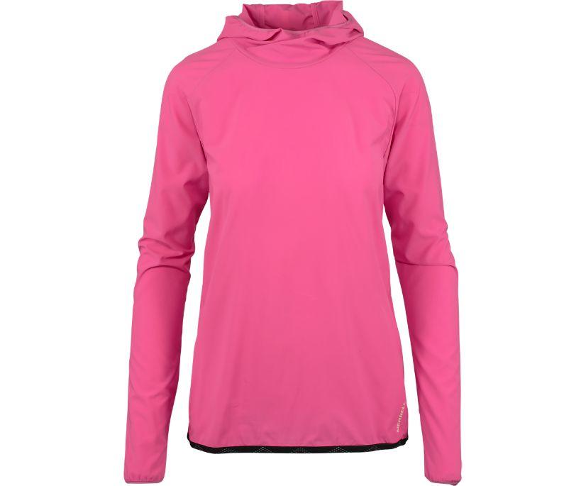 Ultralite Wind Shell Jacket, Rose Violet, dynamic