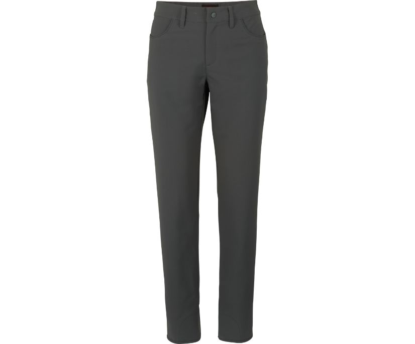 Stapleton II Pant, Asphalt/Black, dynamic