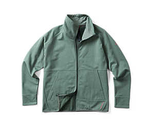 Trek Tencel™ Full Zip, Laurel Heather, dynamic