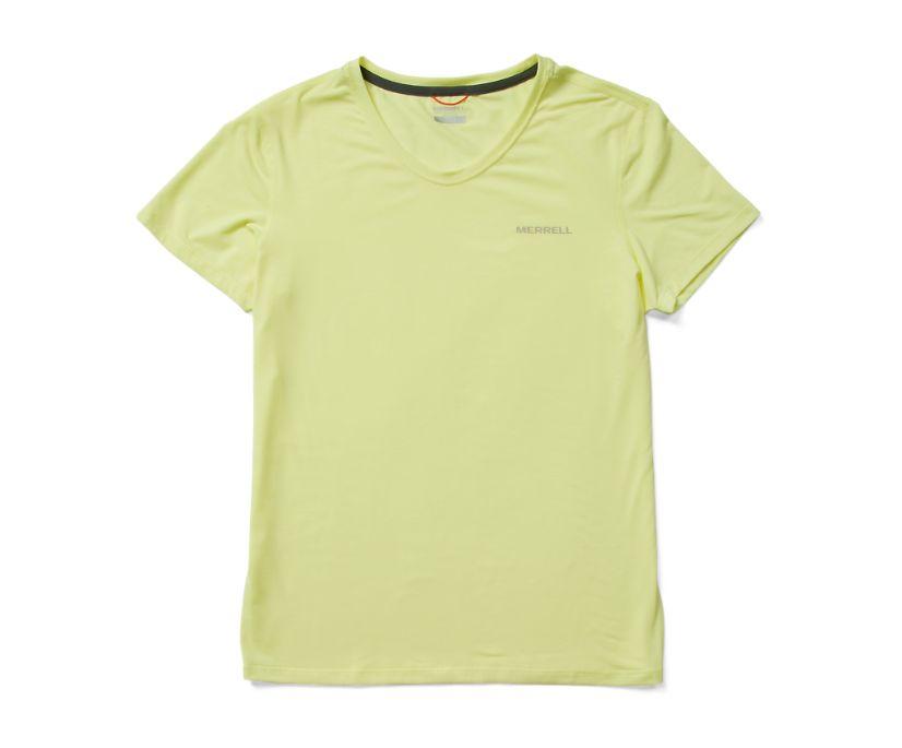 Tencel™ Short Sleeve Tee, Lemonade, dynamic