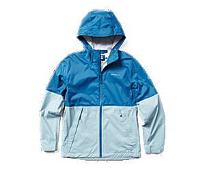 Fallon Rain Jacket, Poseidon/Altitude, dynamic