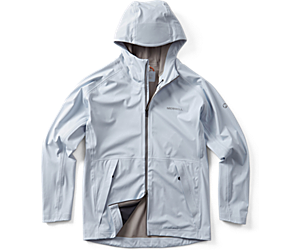 Whisper Rain Jacket, Amethyst, dynamic