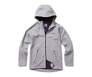 Whisper Rain Jacket, Nirvana, dynamic