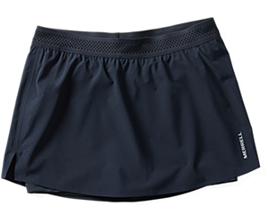 Ultralite Skort, Black, dynamic