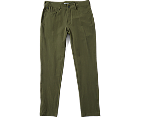 Capture Pant, Olive, dynamic