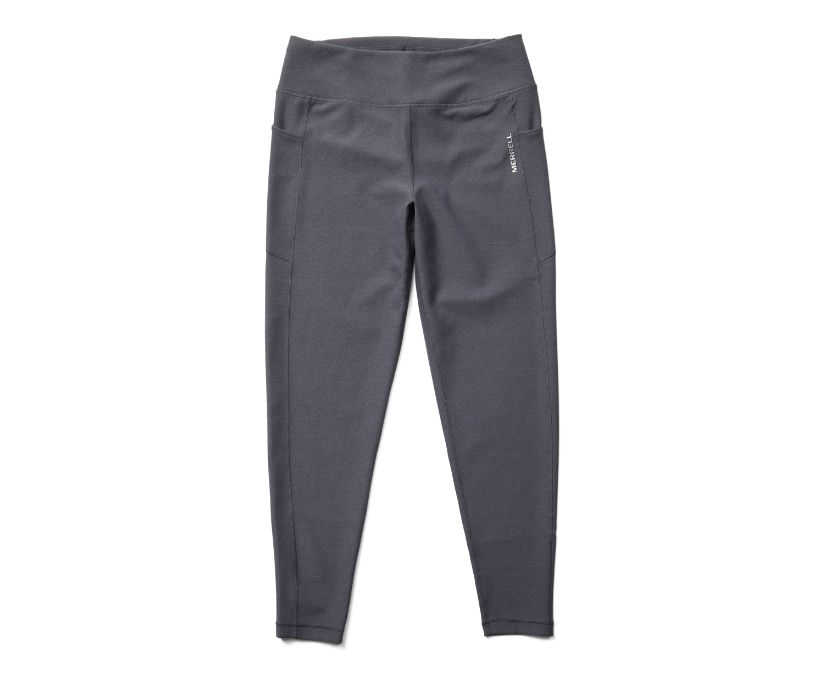 Evertrail Tight, Asphalt Heather, dynamic