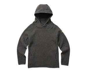 Sweater Weather Pullover, Asphalt Heather, dynamic