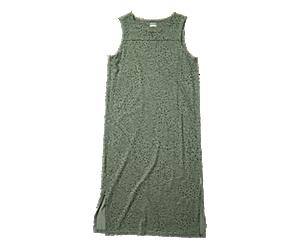 Tank Midi Dress, Lichen Leopard Print, dynamic