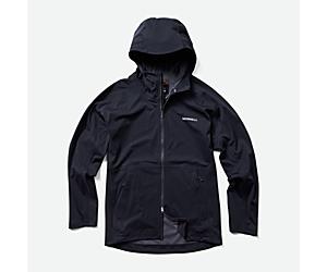 Whisper Rain Jacket, Black, dynamic