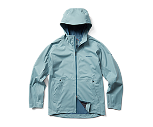 Whisper Rain Jacket, Altitude, dynamic