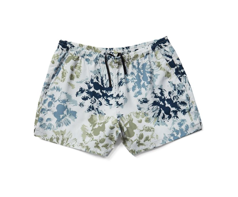 Dynamo Short, Floral Print, dynamic