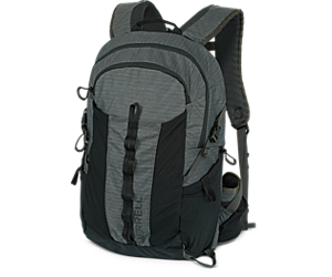 Crest 22L Day Pack, Asphalt, dynamic