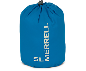 Crest 5L Stuff Sack, Imperial Blue, dynamic