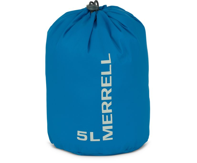 Crest 5L Stuff Sack, Imperial Blue, dynamic
