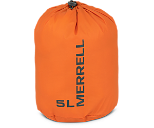 Crest 5L Stuff Sack, Russet Orange, dynamic