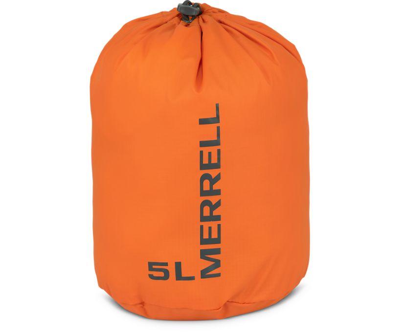 Crest 5L Stuff Sack, Russet Orange, dynamic