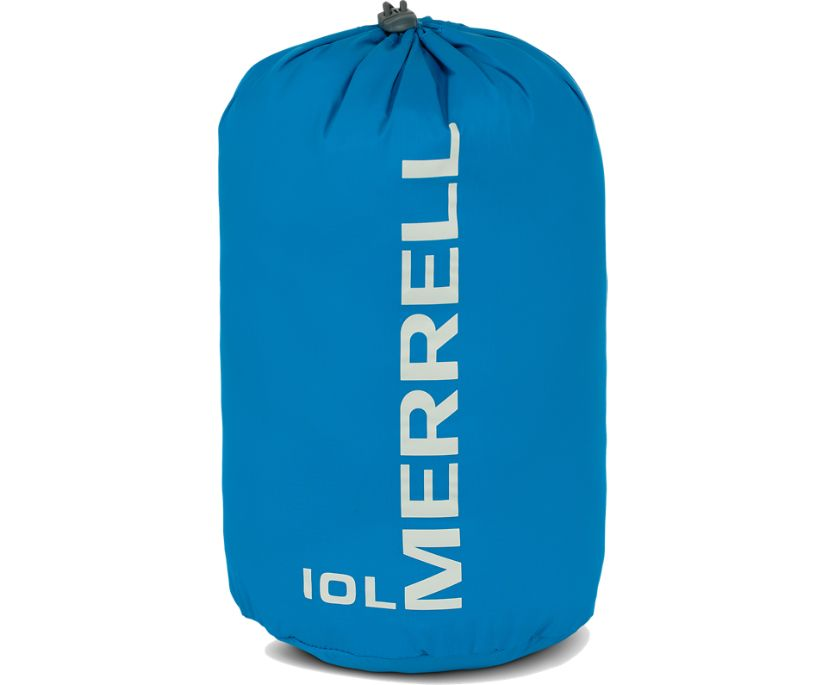 Crest 10L Stuff Sack, Imperial Blue, dynamic