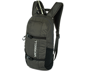 Crest Hydration 12L Pack, Black/Asphalt, dynamic