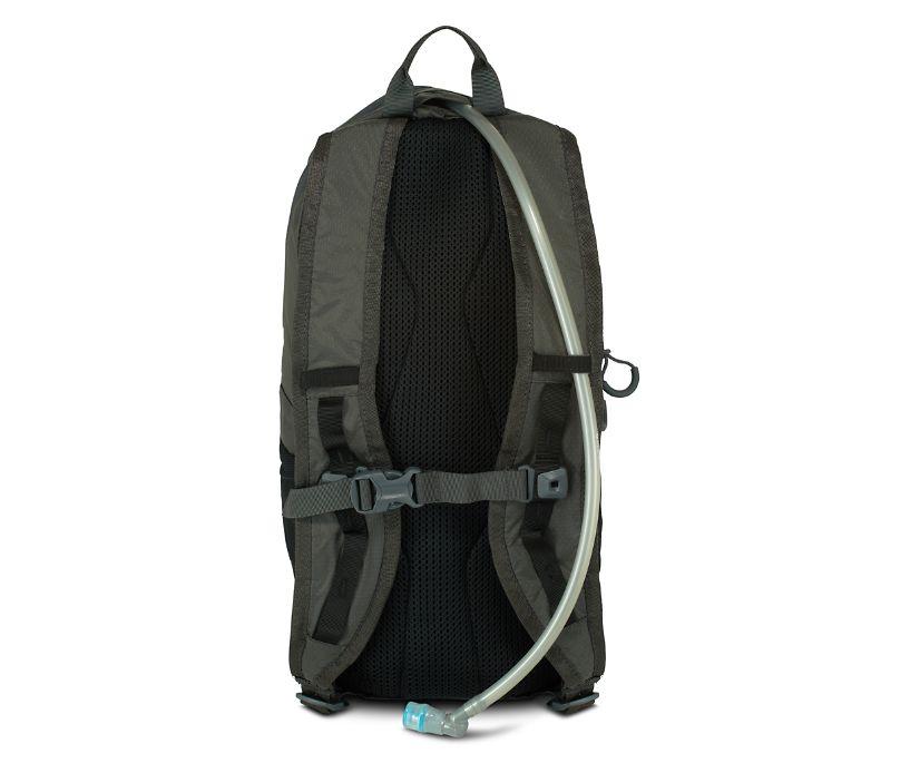 Crest Hydration 12L Pack, Black/Asphalt, dynamic