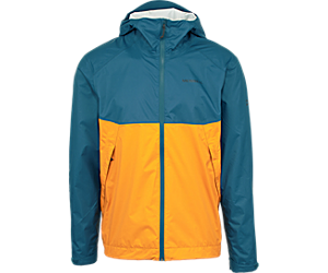 Fallon 4.0 Rain Jacket, Sailor Blue, dynamic
