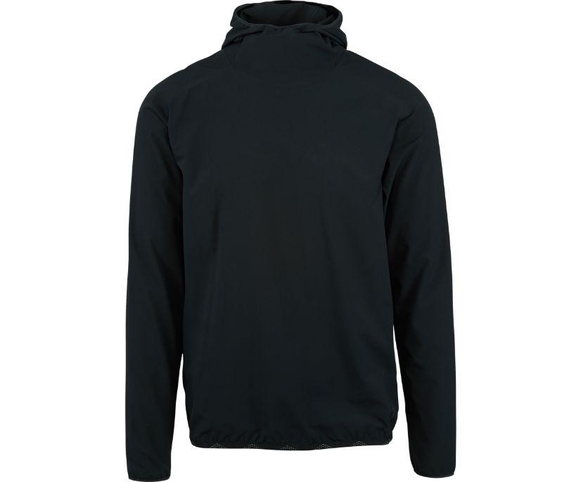 Ultralite Wind Shell Jacket, Black, dynamic